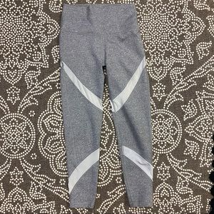Aerie chill play move mesh work out leggings Xs